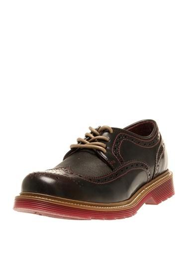 Greyder Greyder Yürüyüş Ayakkabısı Bordo
